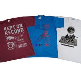 10d4e447b6ee1 Kit 8 Camiseta Atacado Moda Juvenil Praia Manga Curta