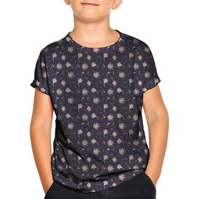390925143 Mandalas Desenho Flor Tamanho 8 - Camisetas e Blusas no Mercado ...