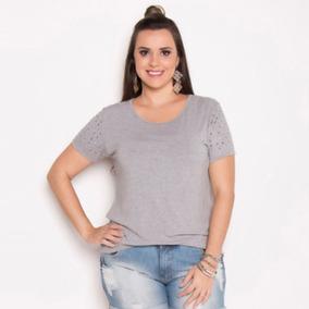 64975f1d0 Mn Doces - Blusas para Feminino no Mercado Livre Brasil