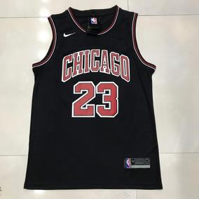 a8360303a Regata Chicago Bulls Michael Jordan 23. Nike Authentic - Camisetas ...