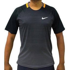 2eab45196 Camiseta Camisa Dry Fit Kit Com 5 Pçs Academia Treino Corrid