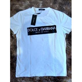 1fa9788152446 Dolce Gabbana Roupas Masculinas Camisetas - Calçados