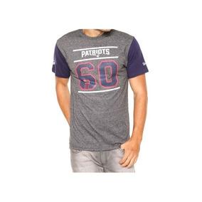 fa9c83d03 Camisetas New Era Cinza New England Patriots no Mercado Livre Brasil