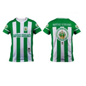 737ef7e2b Camiseta Imperio Serrano no Mercado Livre Brasil