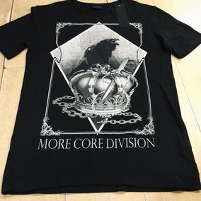 da53e46735055 Camiseta Mcd Original T-shirt Street Crown Preta More Core D