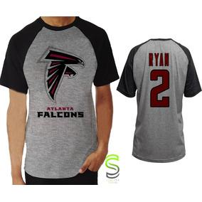 a0003e889856b Camisa Atlanta Falcons no Mercado Livre Brasil