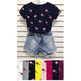 dfde7ae171 Blusa Feminina Calor Blusas Mulher - Camisetas e Blusas no Mercado ...
