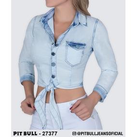 2f0ae3ed8a Blusinha Pit Bull - Camisetas e Blusas Outros no Mercado Livre Brasil