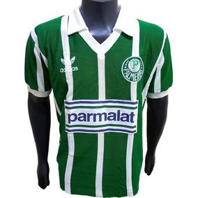 782b9121648ea Camisas Palmeiras Retro 1951 E 1914. São Paulo · Camisa Retrô Palmeiras  1993 Patrocinio Parmalat