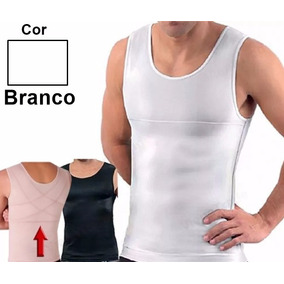 6885410164f0f Cinta Modeladora Masculina - Camisetas e Blusas Regatas para ...