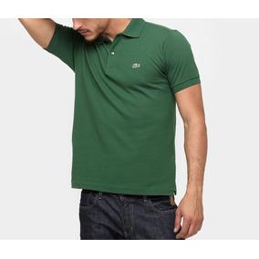 995bd687630 Camiseta Lacoste Coleção Países (brasil) - Calçados