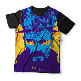 c79d3306d Camisetas Breaking Bad Jesse Walter White Heisenberg Pinkman ...