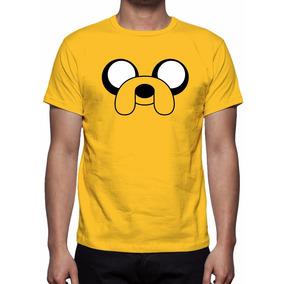760ffef23 Camiseta Com A Estampa Do Hora De Aventura - Calçados