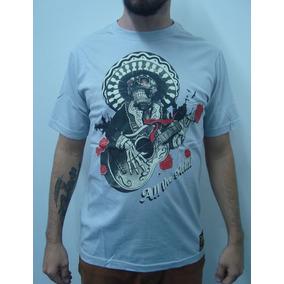 4d764f0c717d0 Camisetas Caveiras Mexicanas Masculina - Camisetas e Blusas Manga ...