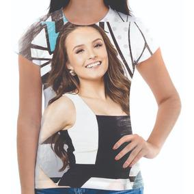 a25338df88839 Babylook Camiseta Feminina Cantora Atriz Larissa Manoela 05