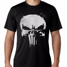 6c1d8d004bf01 Camiseta The Punisher (o Justiceiro) Frete Gratis - Camisetas Manga ...