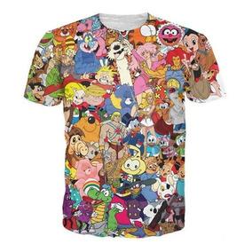 f5812ab3a Camiseta Cavalera Desenho Anos 80 Camisetas Parana - Camisetas e ...