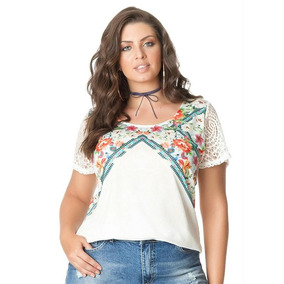 7e4d7c16c Blusa Frente Unica Branca De Cetim Off White - Blusas para Feminino ...