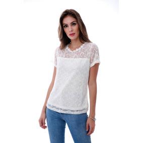 11793050c6142 Blusa De Renda - Blusas para Feminino no Mercado Livre Brasil