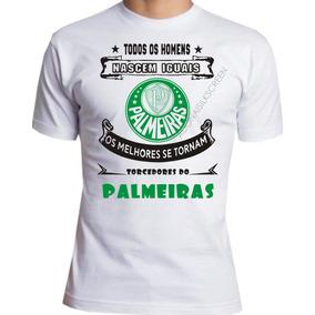 f243c4449fc76 Camisa Do Palmeiras Em Malha no Mercado Livre Brasil