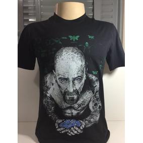 a63b3c3b9 Camiseta M Breaking Bad Heisenberg Brilha No Escuro - Camisetas para ...
