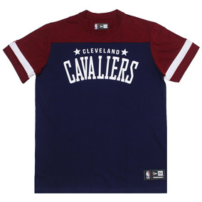 7d038d717 Camiseta New Era Nba Cleveland Cavaliers Team Botanic