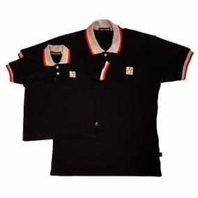 776a37d758 Presente De Natal Kit Tal Pai Tal Filho Camisa Polo P  Natal