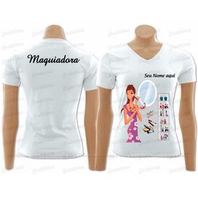 97567a38fe043 Camisetas Kpop Bts Personalizada Com Seu Nome Frente E Verso. São Paulo ·  Camiseta Uniforme Maquiadora Personalizada Com Seu Nome