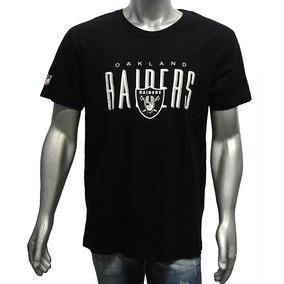 9c04834a4 Camiseta New Era Raiders no Mercado Livre Brasil