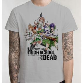 83bbb4dc7 Saeko Busujima High School Of The Dead - Camisetas e Blusas no ...