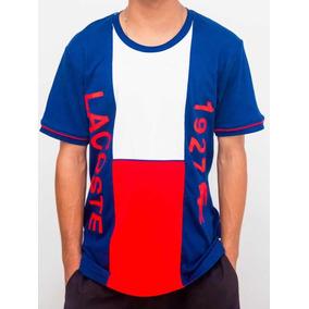 6e3158a5a3976 Camiseta Camisa Lacoste Importada Peruanas