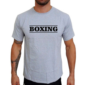 bc34f969b Camiseta Boxing - Camisetas e Blusas no Mercado Livre Brasil