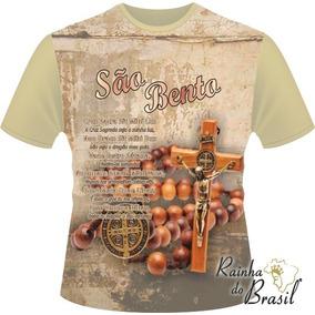 a43617afdce Camiseta Sao Bento - Camisetas Manga Curta no Mercado Livre Brasil