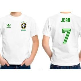 347d0f28bec Fonte Numeros Adidas - Camisetas no Mercado Livre Brasil