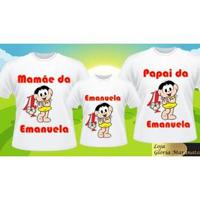3baa96982 Blusa Personalizada Da Magali - Camisetas e Blusas para Feminino no ...
