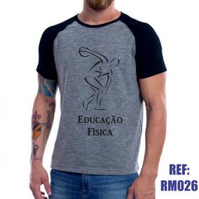 751b4d23d6275 Camisa Professor Academia - Camisetas e Blusas no Mercado Livre Brasil