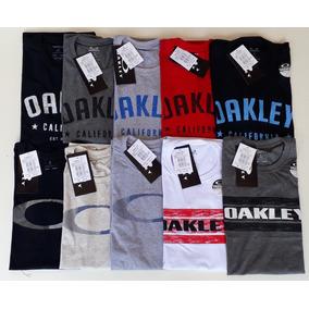 4b11d9e178a00 3 Camiseta Camisa Oakley Mcd Lost Hurley Promoçao Barato