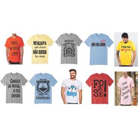 c26f46c9e Camisa Atacado Masculina Xg - Camisetas Manga Curta no Mercado Livre ...