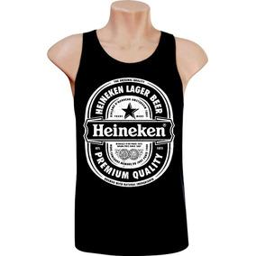 5beb7a3cd Camiseta Heineken Original - Camisetas para Masculino no Mercado ...