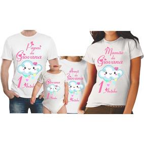 3c0fb8f0e Kit Digitalchuva De Benção - Camisetas e Blusas no Mercado Livre Brasil