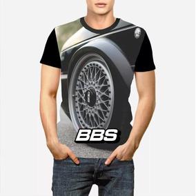 5124c6712 Camiseta Roda Bbs Club Carro Rebaixado Fixa Camisa Top