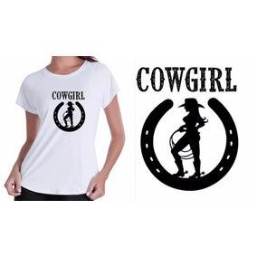 51a00b5441d49 Camiseta Estampa De Rodeio - Camisetas e Blusas Manga Curta para ...