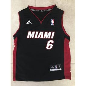 732b9f38e Lebron James - Miami Heat (tamanho P Infantil)