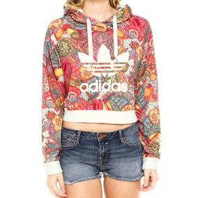 c0001a15a21 Cropped Adidas - Blusas para Feminino no Mercado Livre Brasil