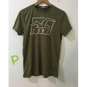 7ca9ac0e3b99a Camiseta Hollister Original - Calçados