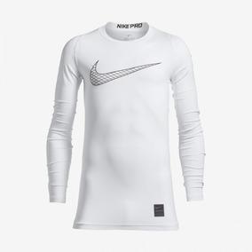 9560bdba6e7fb Camiseta Nike Pro Fitted Hibrid Infantil - Original · R  129 90