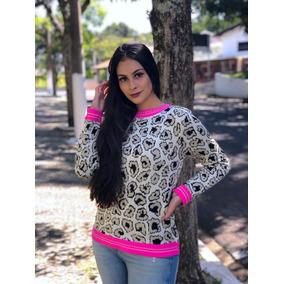 635bda4fbc Imac 2019 Blusas Outros Tipos Feminino Tamanho Un - Camisetas e ...
