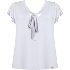 566680ca5 Seiki Collection Blusas Em Seda - Camisetas e Blusas no Mercado ...