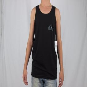 7df5de041637b Camiseta Regata Masculina Quiksilver - Camisetas e Blusas no Mercado ...