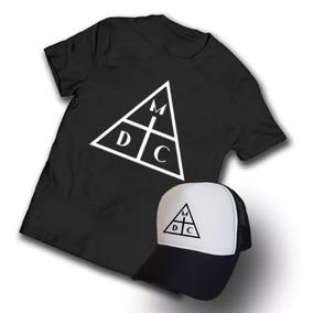 d7d3a6cf50d9d Kit Damassaclan Camiseta + Boné Dmc - Promoção